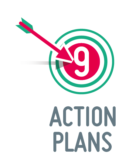 action plans icon