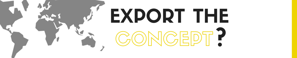 Export the concept?