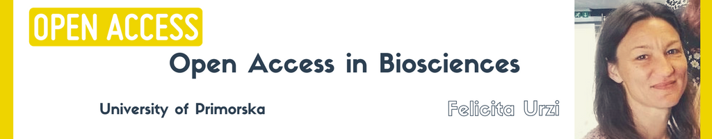 Open Access Biosciences University of Primorska STARBIOS2