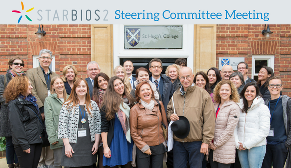 STARBIOS2-SCM Oxford - partners