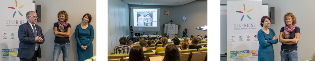 STARBIOS2 University Gdansk Gender