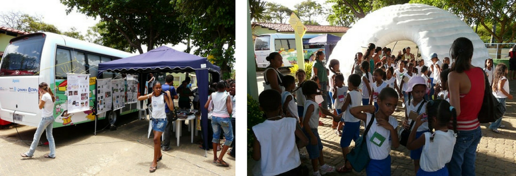 STARBIOS2 Societal Engagement FIOCRUZ BRAZIL