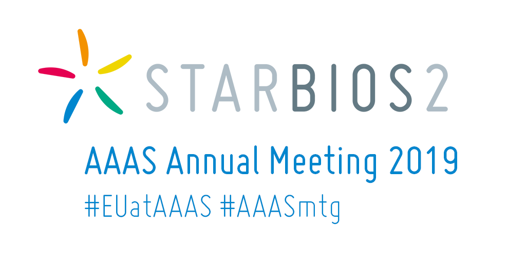 STARBIOS2 at AAAS