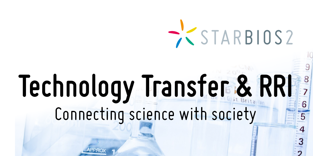 Technology Transfer and RRI: Connecting science with society