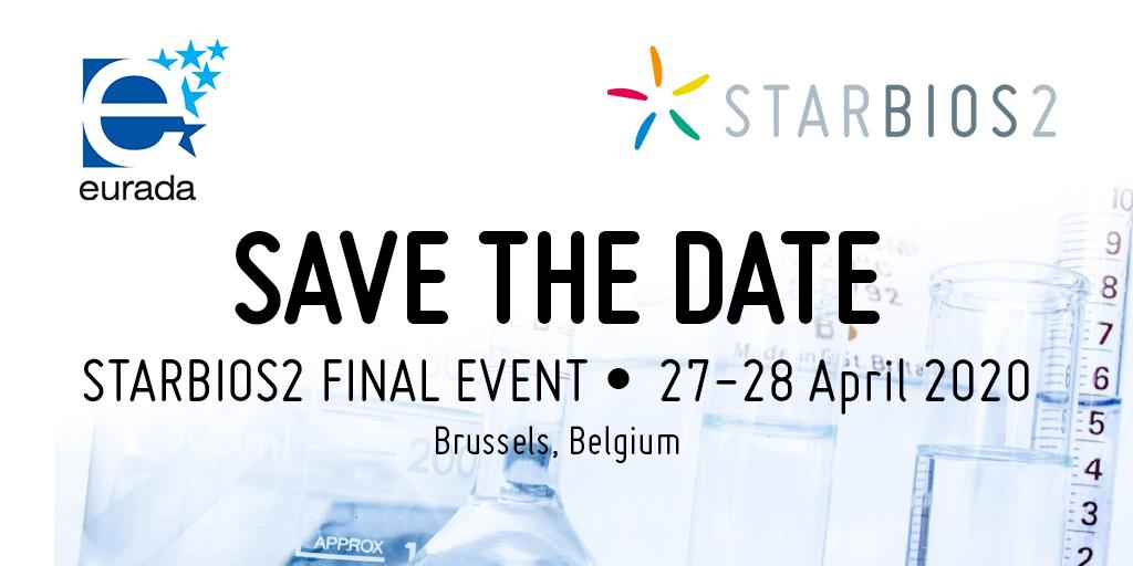 STARBIOS2 final event
