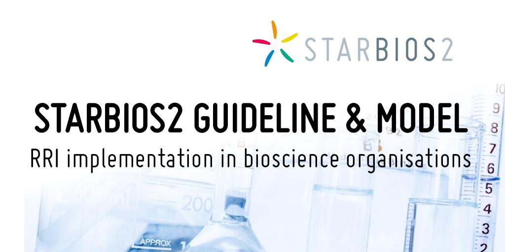 STARBIOS2 Guideline & Model